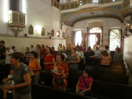 MIssa de S Judas Tadeu_Igreja da Vitória