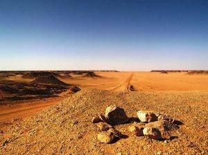 Acacus  _  Deserto libio
