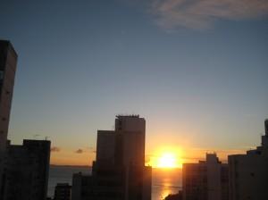 the cleanest sunshine  __ alf in poirto da barra