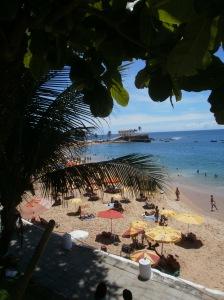 `,,´  __ sombrinha no Porto __ by alf, in Salvador ... !!!