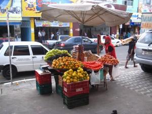 `,,´__ frutas, ambulante __ Aracaju, centro by alf ... !!!