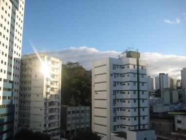 raio de sol __ Porto da Barra, by alf