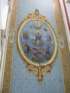 teto histórco -painel celeste ...
