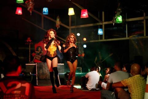 Espetáculo Casulo .Foto Tito Casal