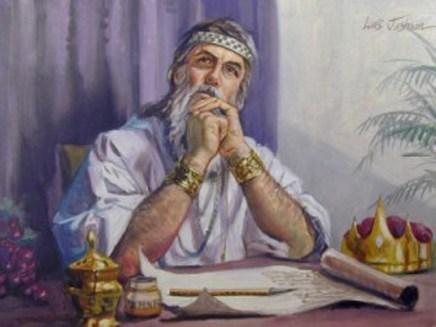 rei salomão -filho de Davi __