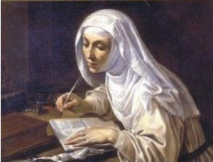 catherine_of_siena_writing1-2