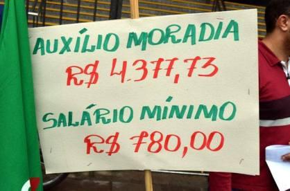 """Auxílio-moradia, um """"deslavado jabá"""" POR FREDERICO VASCONCELOS 09/10/14 19:51"""