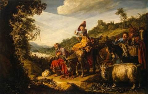 abraham LASTMAN, Pieter Pietersz.]