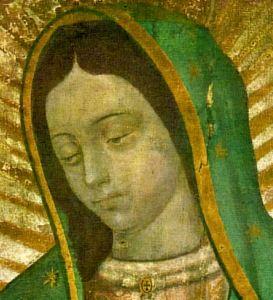 nossa senhora de guadalupe -mexico