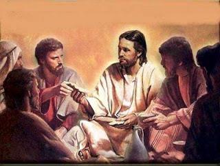 discipulos e jesus