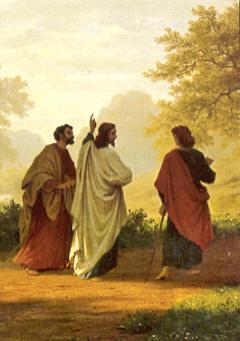 o camino, a verdade e a vida  __emaús