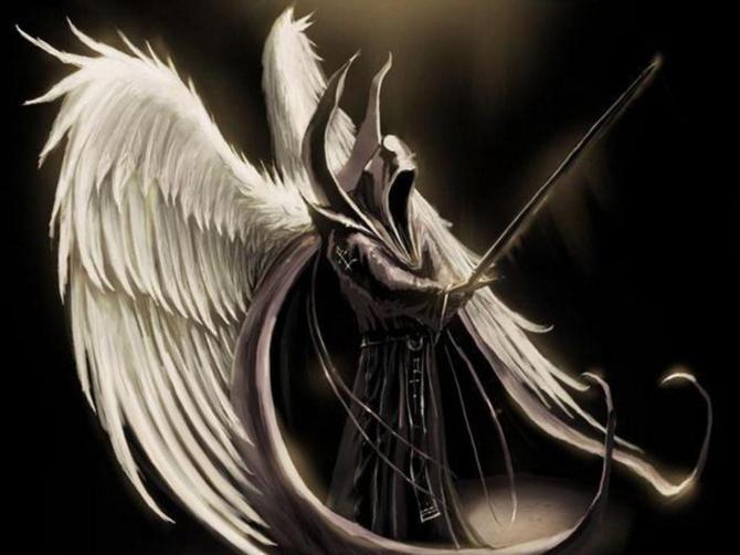 anjo-da-morte