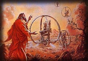 Resultado de imagem para imagens profecia de ezequiel