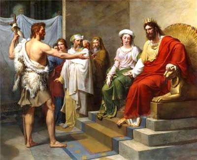 Resultado de imagem para herodes dizia degolei joão quem é?
