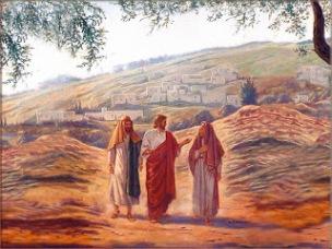 Aproximando-se o tempo em que Jesus devia ser arrebatado deste mundo, ele resolveu dirigir-se a Jerusalém.
