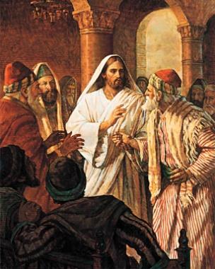 Padre Telmo José Amaral de Figueiredo Jeus é convidado pelo fariseu