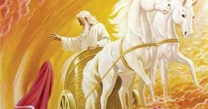 Resultado de imagem para Naamã desceu ao Jordão e banhou-se ali sete vezes, como lhe ordenara o homem de Deus, e sua carne tornou-se tenra como a de uma criança.