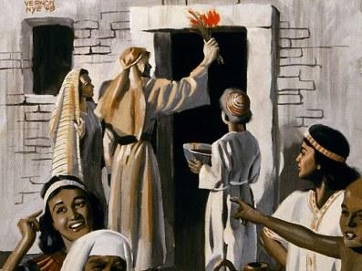 """Resultado de imagem para No dia seguinte, João viu Jesus que vinha a ele e disse: """"Eis o Cordeiro de Deus, que tira o pecado do mundo."""