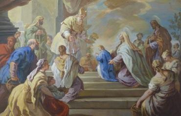 designou o Senhor ainda setenta e dois outros discípulos e mandou-os, dois a dois, adiante de si, por todas as cidades e lugares para onde ele tinha de ir.