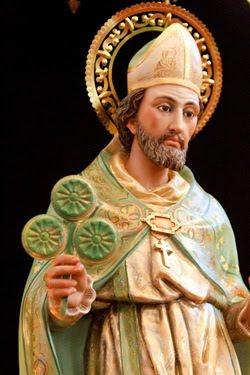 sçao patricio bispo e padroeiro da irlanda