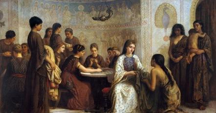 """Dorcas uma mulher generosa - """"Série Homens e Mulheres da Bíblia"""" - PCamaral"""