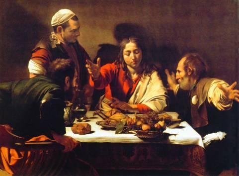 """Respondeu-lhe Jesus: """"Darás a tua vida por mim! Em verdade, em verdade te digo: não cantará o galo até que me negues três vezes""""."""