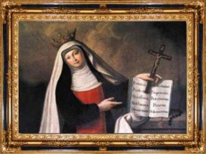 Resultado de imagem para Santo do Dia / Comemoração (SANTA JOANA DE LESTONNAC)