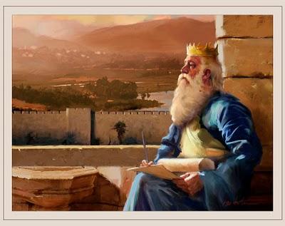 Leitura do segundo livro dos Reis.
