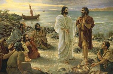 """Resultado de imagem para 29 Então perguntou-lhes Jesus: """"E vós, quem dizeis que eu sou?"""" Respondeu Pedro: """"Tu és o Cristo""""."""