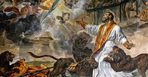 O justo vive da fé!: Santo Inácio de Antioquia